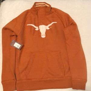 NWT Medium Texas Longhorns Sweatshirt